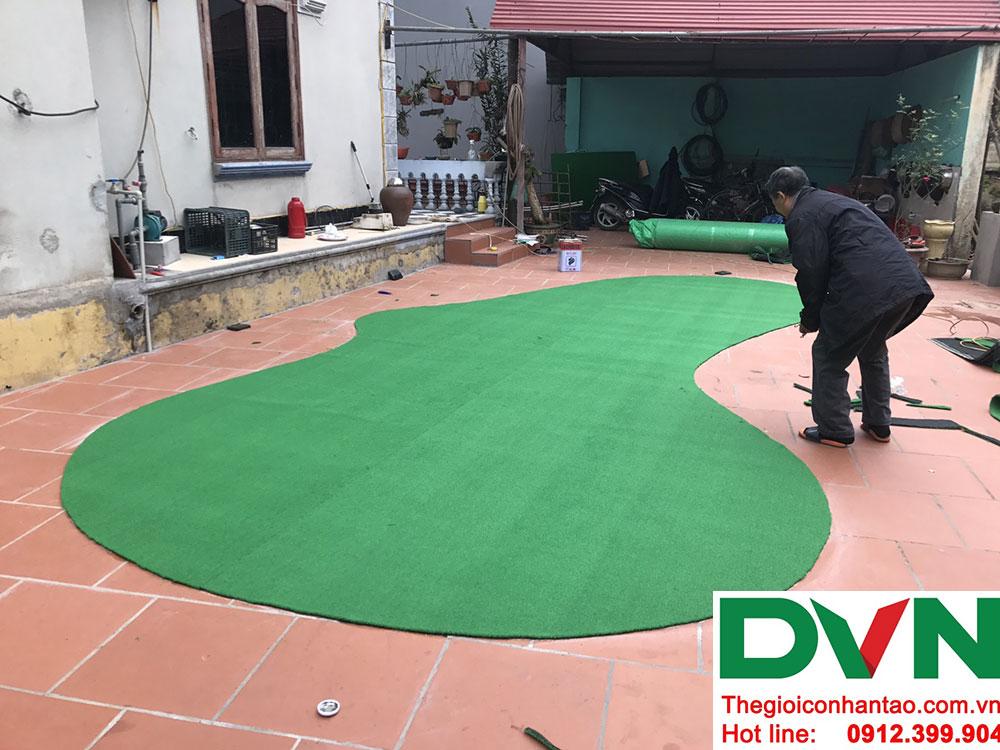Dự án trải sân Golf tại Uy Nỗ, Đông Anh, Hà Nội 1