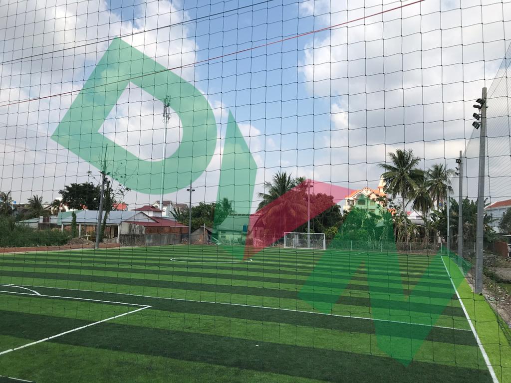 Một số hình ảnh tại sân bóng cỏ nhân tạo LaLiGa, Rạch Sỏi, tỉnh Kiên Giang 9