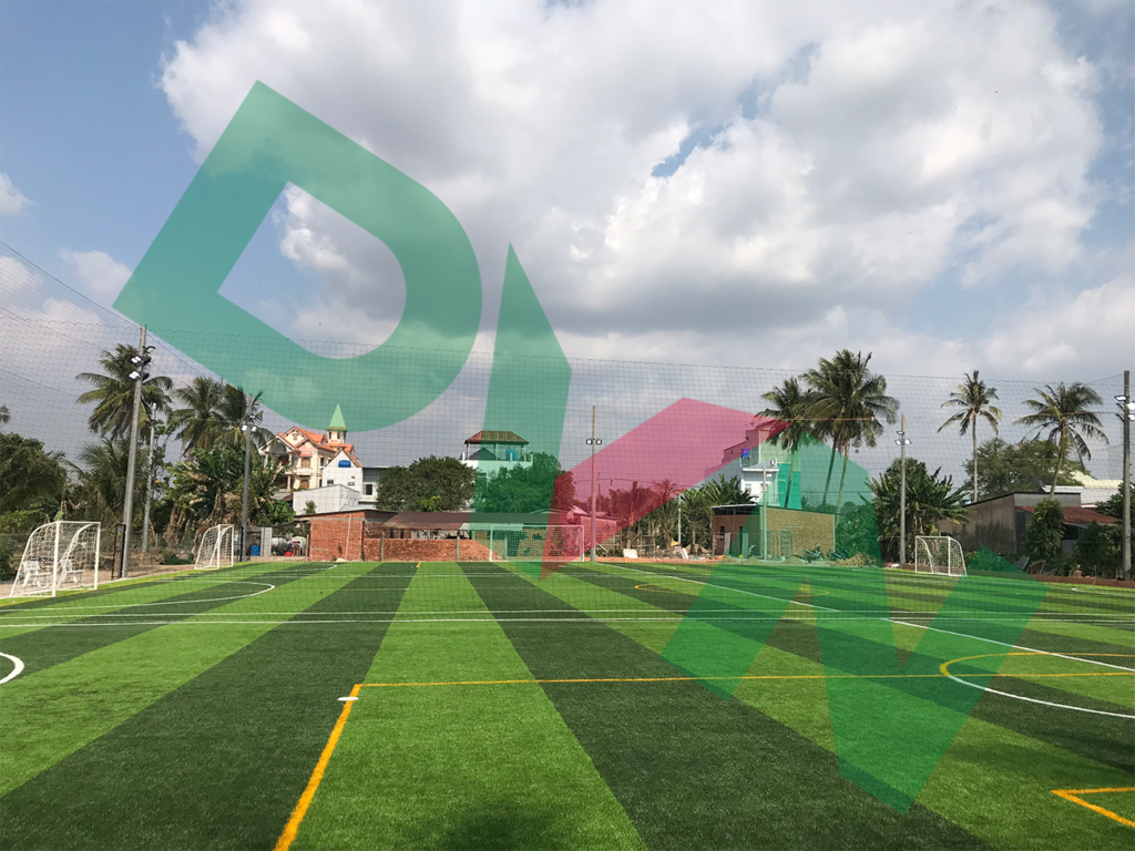 Một số hình ảnh tại sân bóng cỏ nhân tạo LaLiGa, Rạch Sỏi, tỉnh Kiên Giang 3