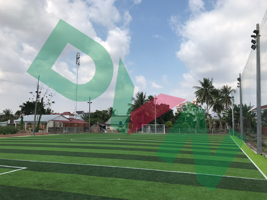 Một số hình ảnh tại sân bóng cỏ nhân tạo LaLiGa, Rạch Sỏi, tỉnh Kiên Giang 4