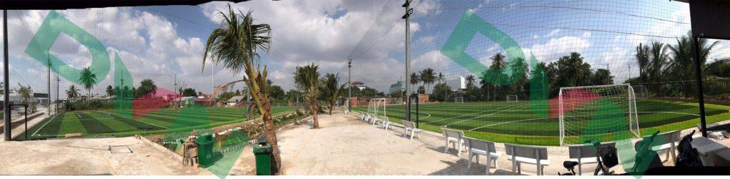 Một số hình ảnh tại sân bóng cỏ nhân tạo LaLiGa, Rạch Sỏi, tỉnh Kiên Giang 8