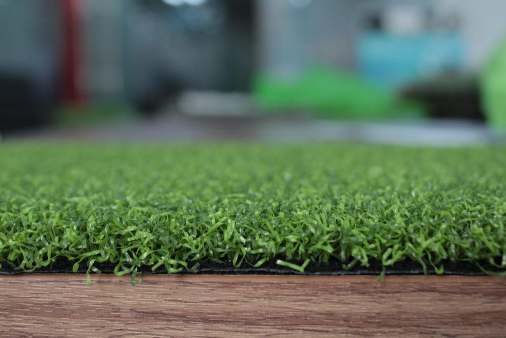 + Cỏ nhân tạo sân vườn 1cm 1