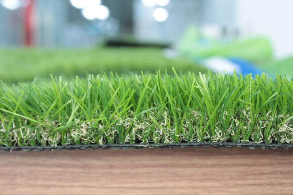 + Cỏ nhân tạo sân vườn 3,5cm 2