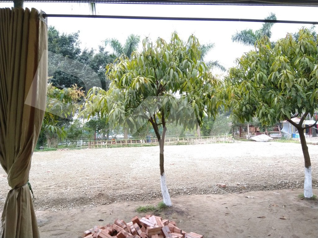 Một số hình ảnh của dự án sân bóng tại Trang trại giáo dục Erahouse, Long Biên, Hà Nội 4