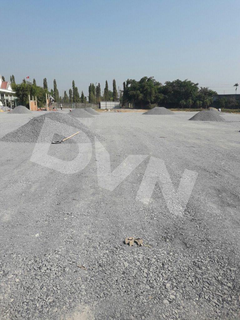 1, Một số hình ảnh của dự án sân bóng rổ tại Đức Hòa, Long An 1