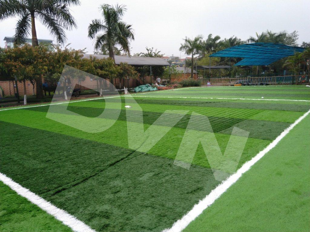 Một số hình ảnh của dự án sân bóng tại Trang trại giáo dục Erahouse, Long Biên, Hà Nội 5