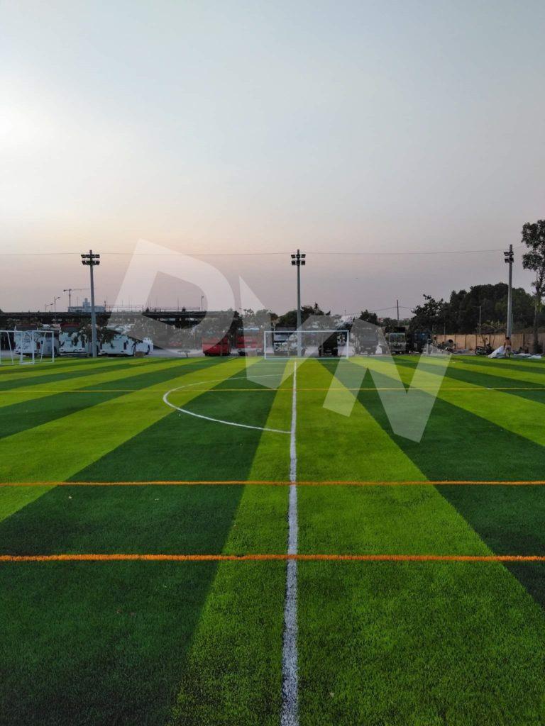 Một số hình ảnh của dự án sân bóng tạiTân Sơn, quận Tân Bình, Tp.HCM 3