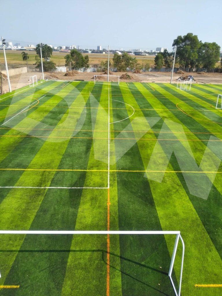 Một số hình ảnh của dự án sân bóng tạiTân Sơn, quận Tân Bình, Tp.HCM 4