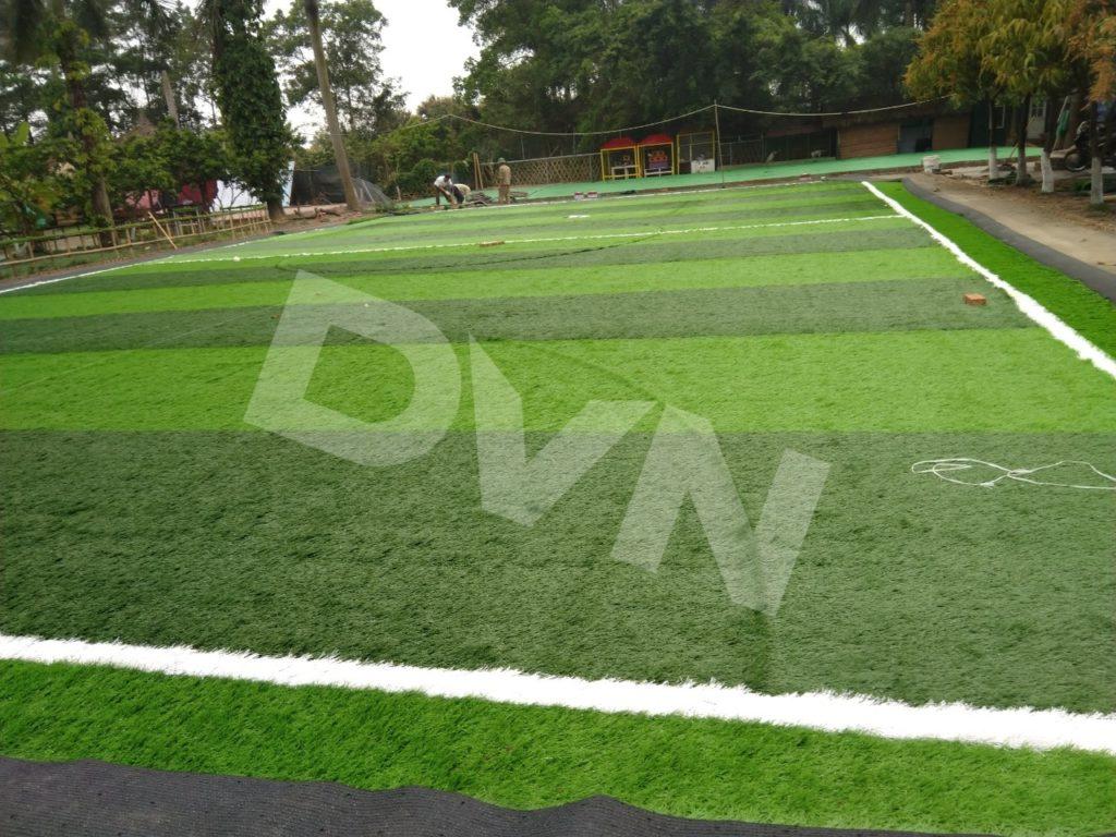 Một số hình ảnh của dự án sân bóng tại Trang trại giáo dục Erahouse, Long Biên, Hà Nội 6