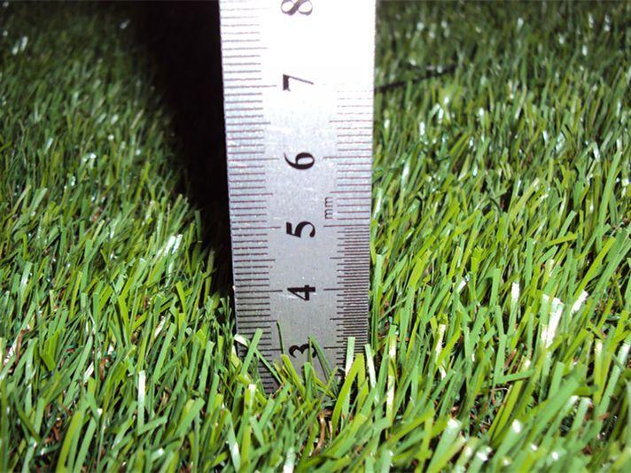 Bước kiểm tra thông số sản phẩm cỏ nhân tạo