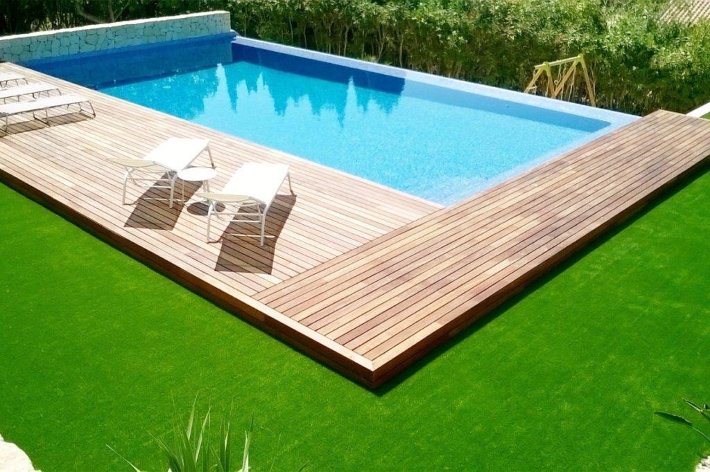 2, Loại cỏ nào được ưa chuộng quanh bề bơi 2