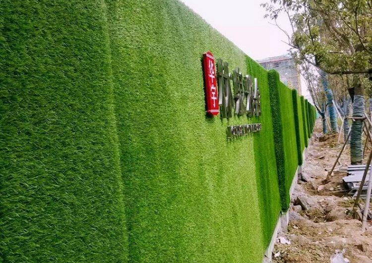 3, Cắt, dán và cố định thảm cỏ nhân tạo 1