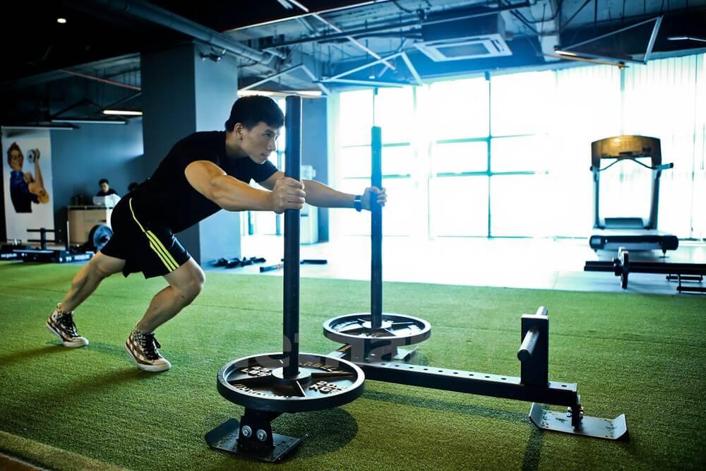 2, Sàn tập thể dục 1