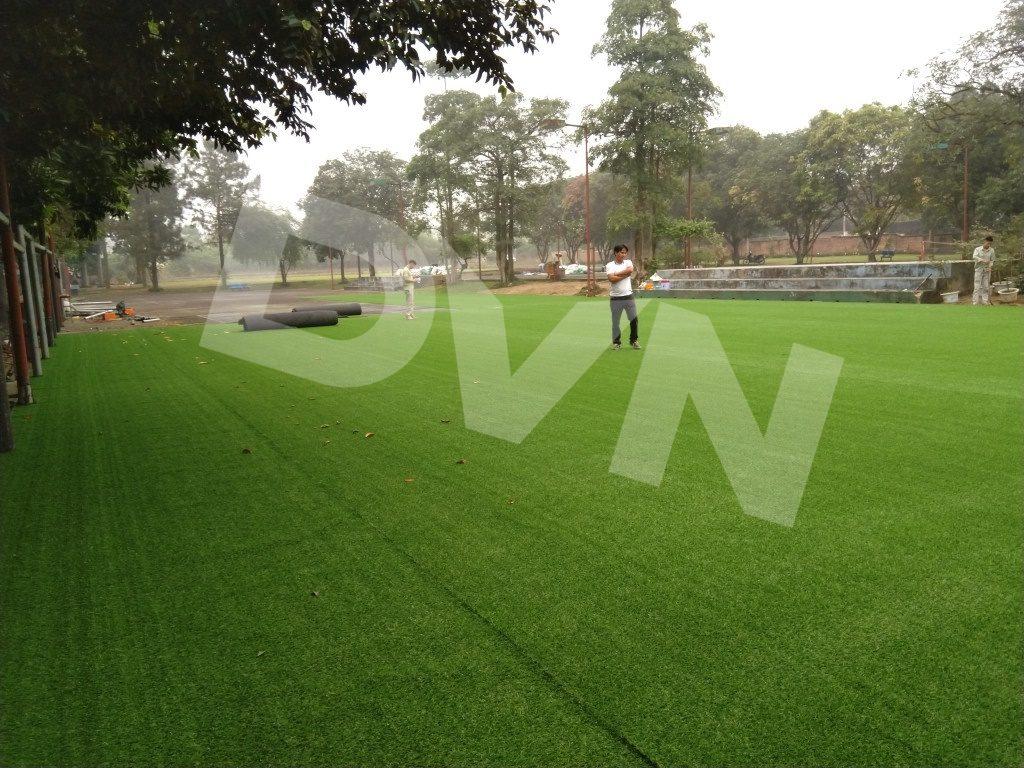 1, Một số hình ảnh của dự án sân bóng đáAsian Resort 4