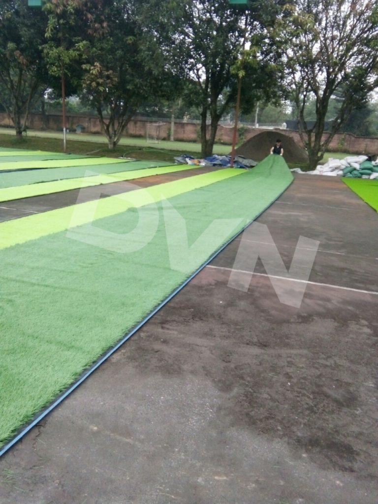 1, Một số hình ảnh của dự án sân bóng đáAsian Resort 1
