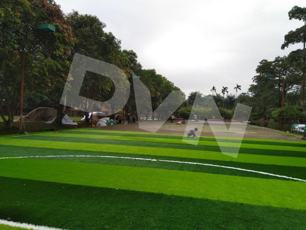 1, Một số hình ảnh của dự án sân bóng đáAsian Resort 7