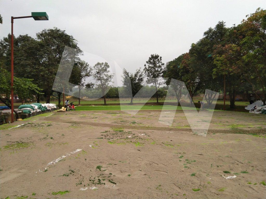 1, Một số hình ảnh của dự án sân bóng đáAsian Resort 8