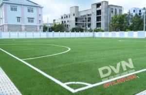 Những lí do bạn nên lựa chọn thi công sân bóng cỏ nhân tạo tại Cỏ nhân tạo DVN 3