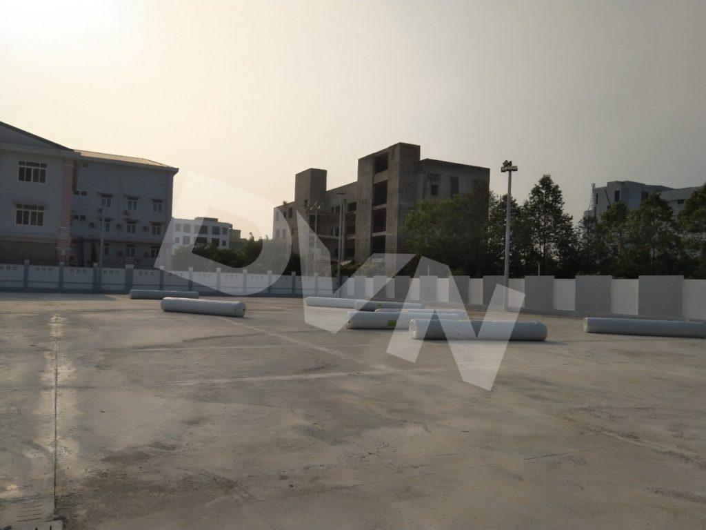 1, Một số hình ảnh của dự án sân bóng đá Blue Sky Việt Hùng 3