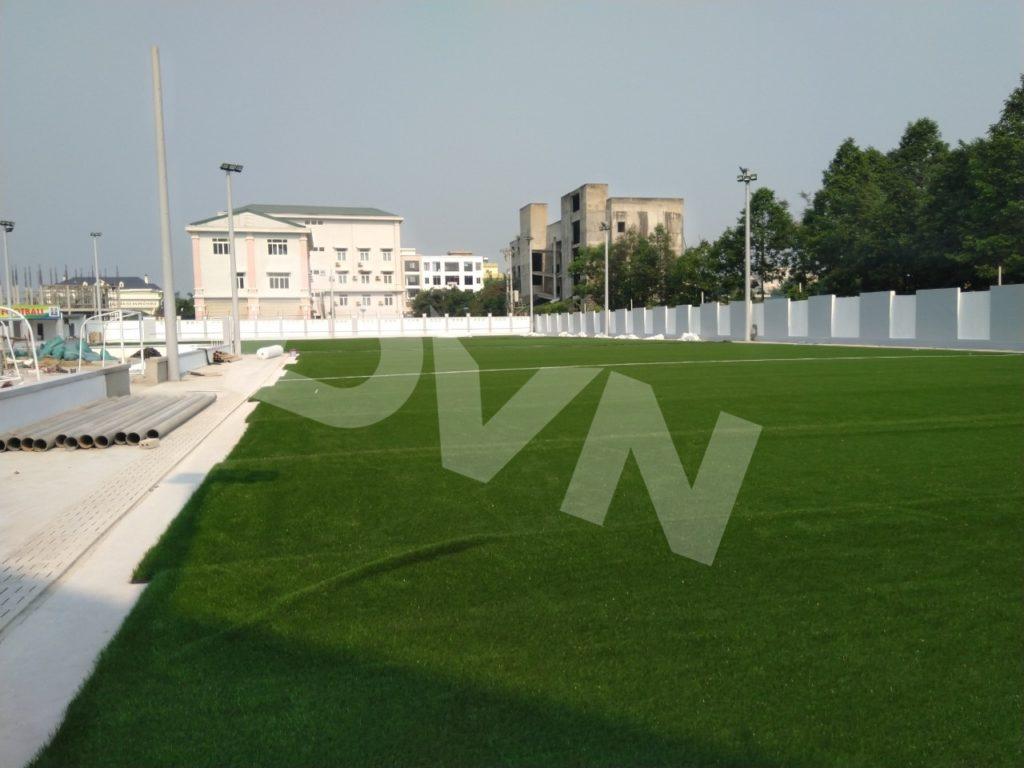 1, Một số hình ảnh của dự án sân bóng đá Blue Sky Việt Hùng 4