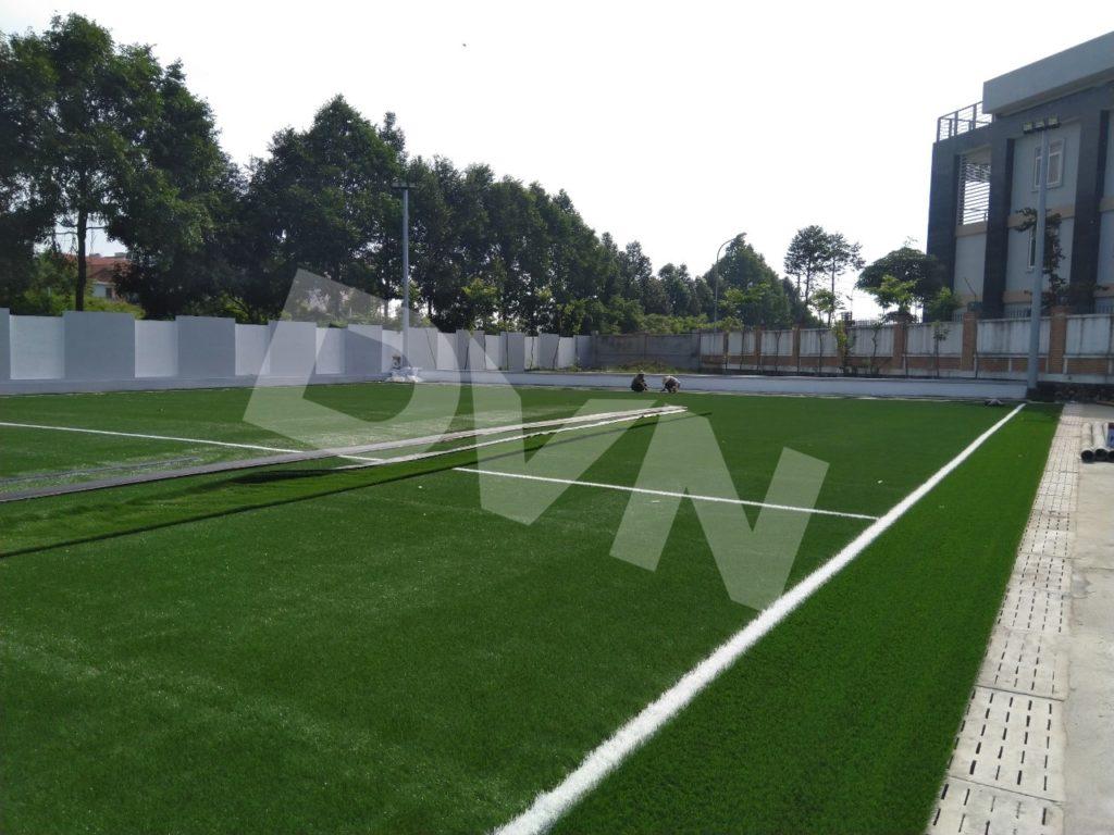 1, Một số hình ảnh của dự án sân bóng đá Blue Sky Việt Hùng 5