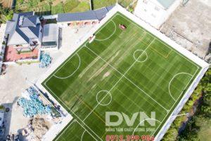 Những lí do bạn nên lựa chọn thi công sân bóng cỏ nhân tạo tại Cỏ nhân tạo DVN 2