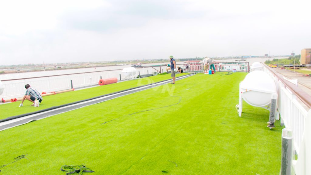 1, Một số hình ảnh của dự ánTrải cỏ Du thuyền 5 sao Amour Cruise 14