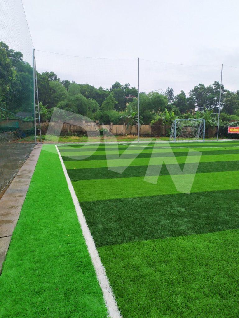 1, Một số hình ảnh của dự án sân bóng đáChi nhánh Luyện đồng Lào Cai 9