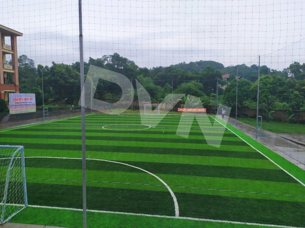 1, Một số hình ảnh của dự án sân bóng đáChi nhánh Luyện đồng Lào Cai 10