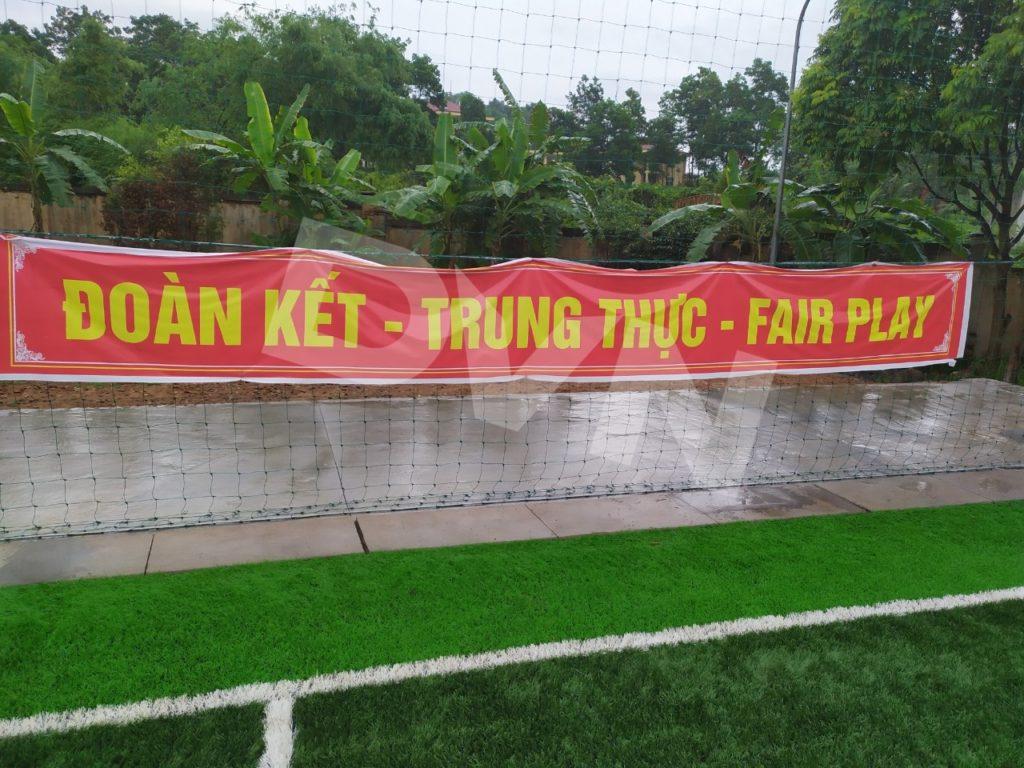 1, Một số hình ảnh của dự án sân bóng đáChi nhánh Luyện đồng Lào Cai 11