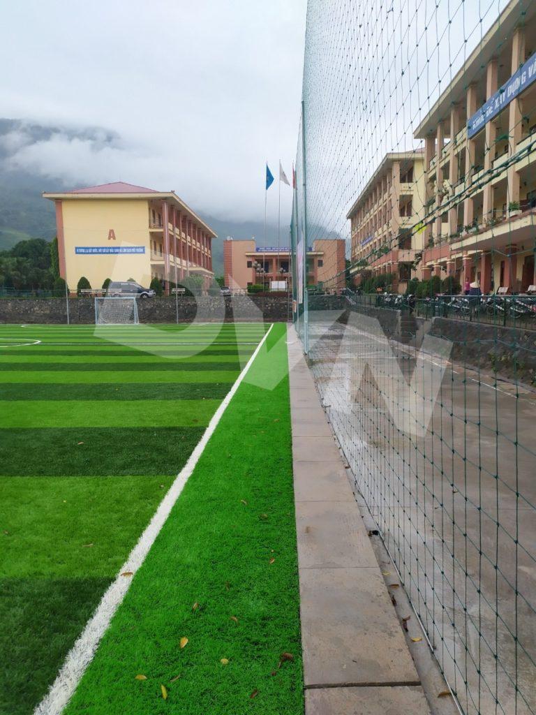 1, Một số hình ảnh của dự án sân bóng đáChi nhánh Luyện đồng Lào Cai 12