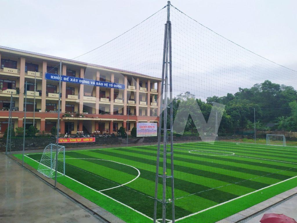 1, Một số hình ảnh của dự án sân bóng đáChi nhánh Luyện đồng Lào Cai 2
