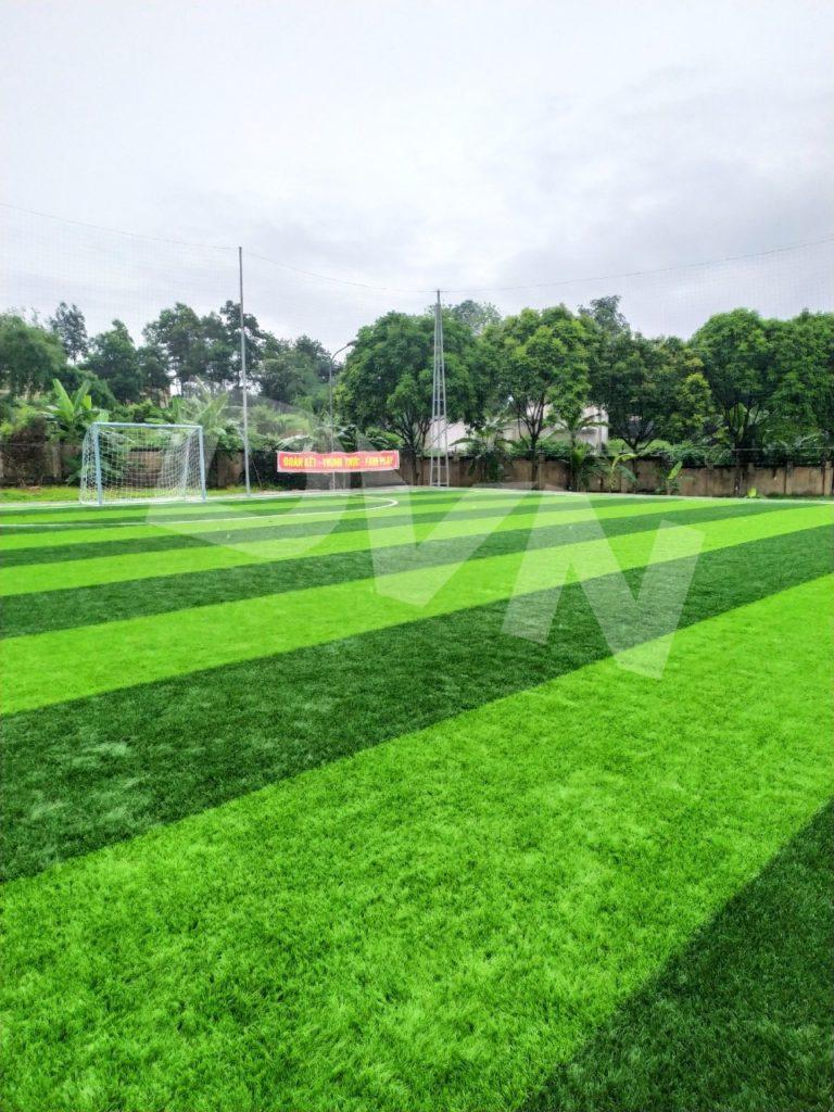 1, Một số hình ảnh của dự án sân bóng đáChi nhánh Luyện đồng Lào Cai 4