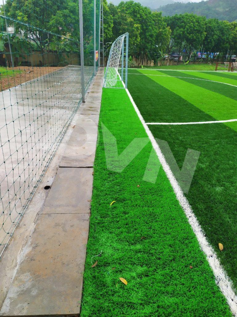 1, Một số hình ảnh của dự án sân bóng đáChi nhánh Luyện đồng Lào Cai 5