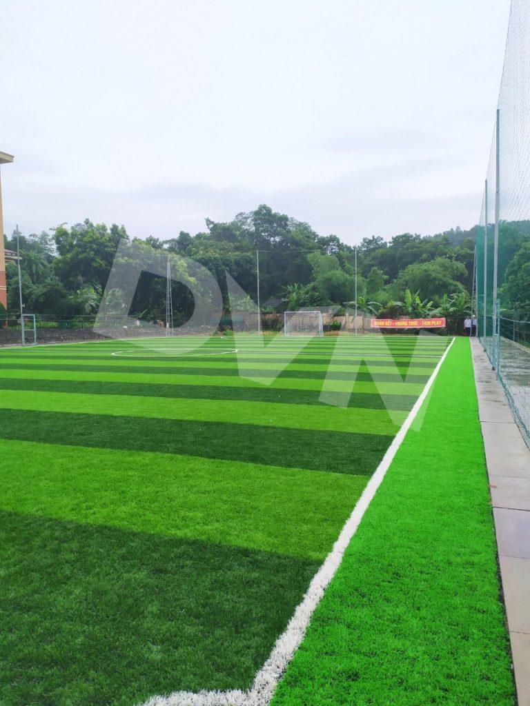 1, Một số hình ảnh của dự án sân bóng đáChi nhánh Luyện đồng Lào Cai 6