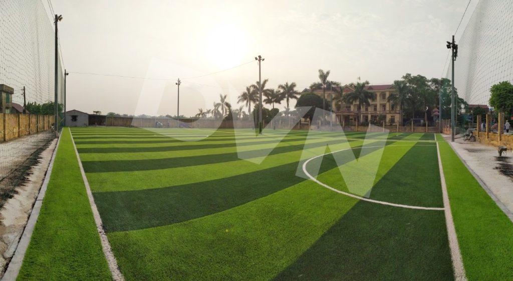 1, Một số hình ảnh của dự án sân bóng đá tại Vụ Bản, Nam Định 11
