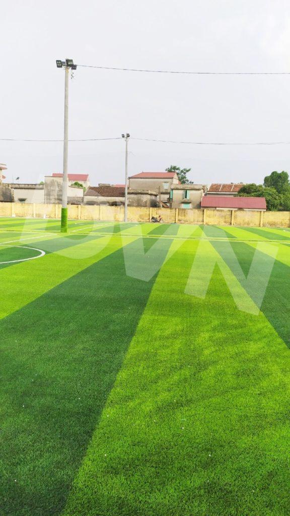 1, Một số hình ảnh của dự án sân bóng đá tại Vụ Bản, Nam Định 10