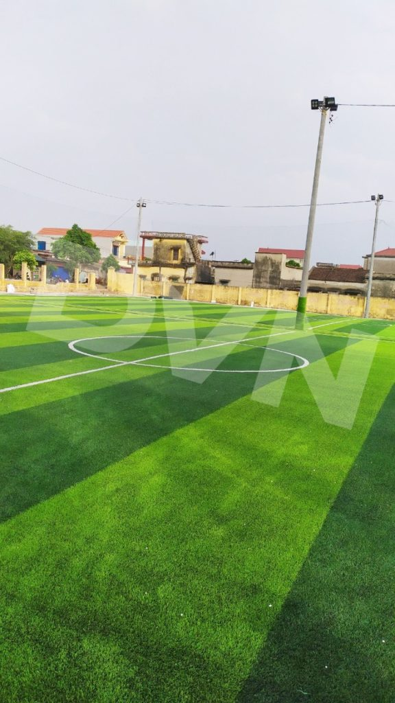 1, Một số hình ảnh của dự án sân bóng đá tại Vụ Bản, Nam Định 6