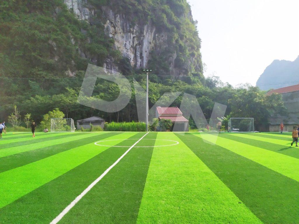 1, Một số hình ảnh của dự án sân bóng đá tại Thị trấn Văn Quan, Lạng Sơn 11