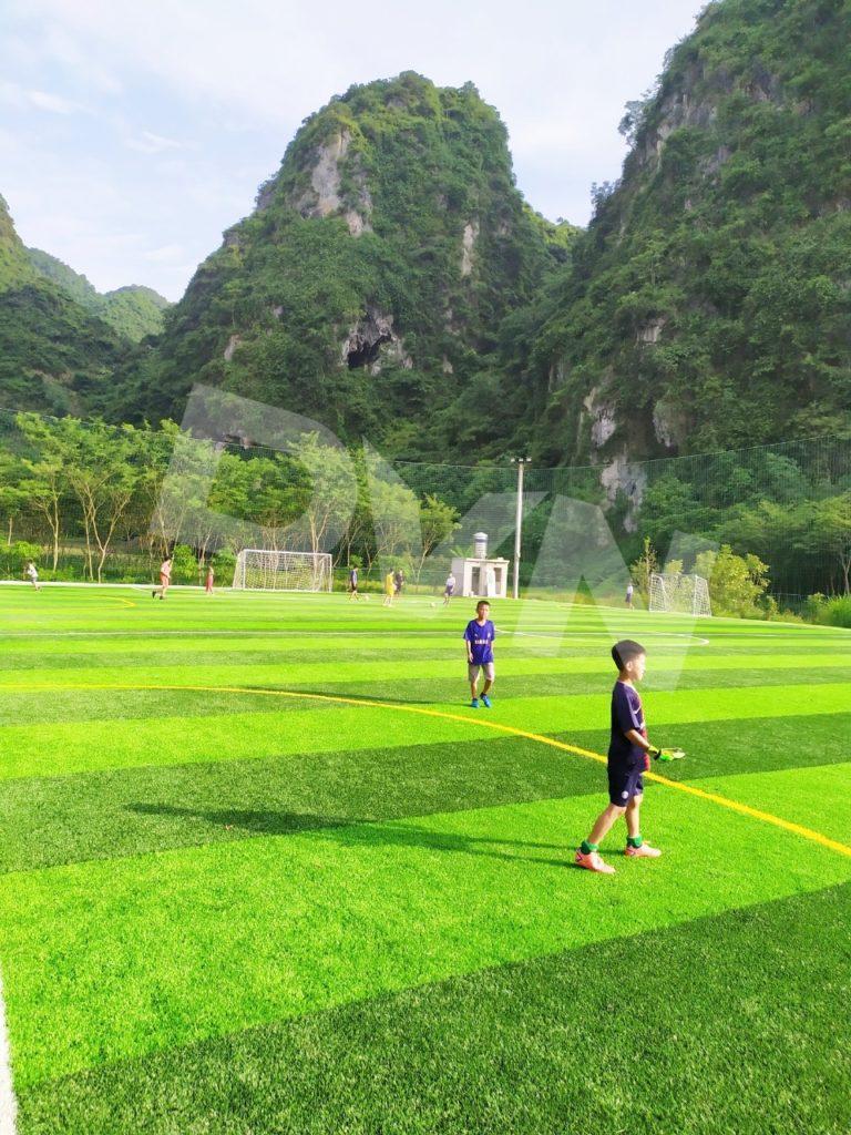 1, Một số hình ảnh của dự án sân bóng đá tại Thị trấn Văn Quan, Lạng Sơn 5