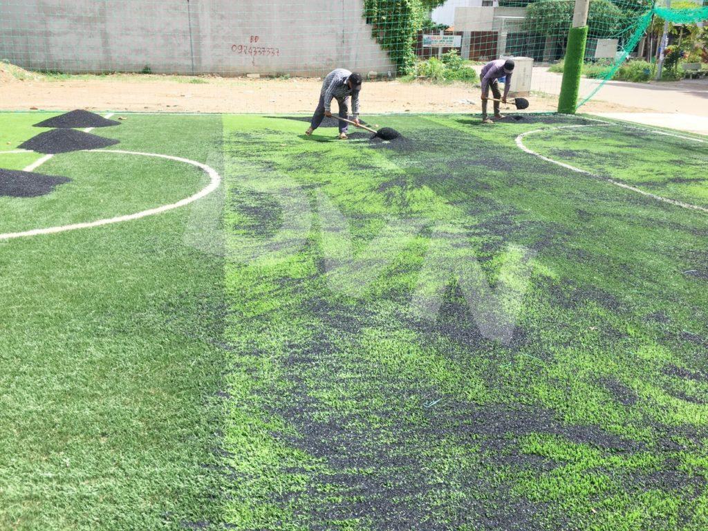 1, Một số hình ảnh của dự án sân bóng đá tại Dĩ An, Bình Dương 5
