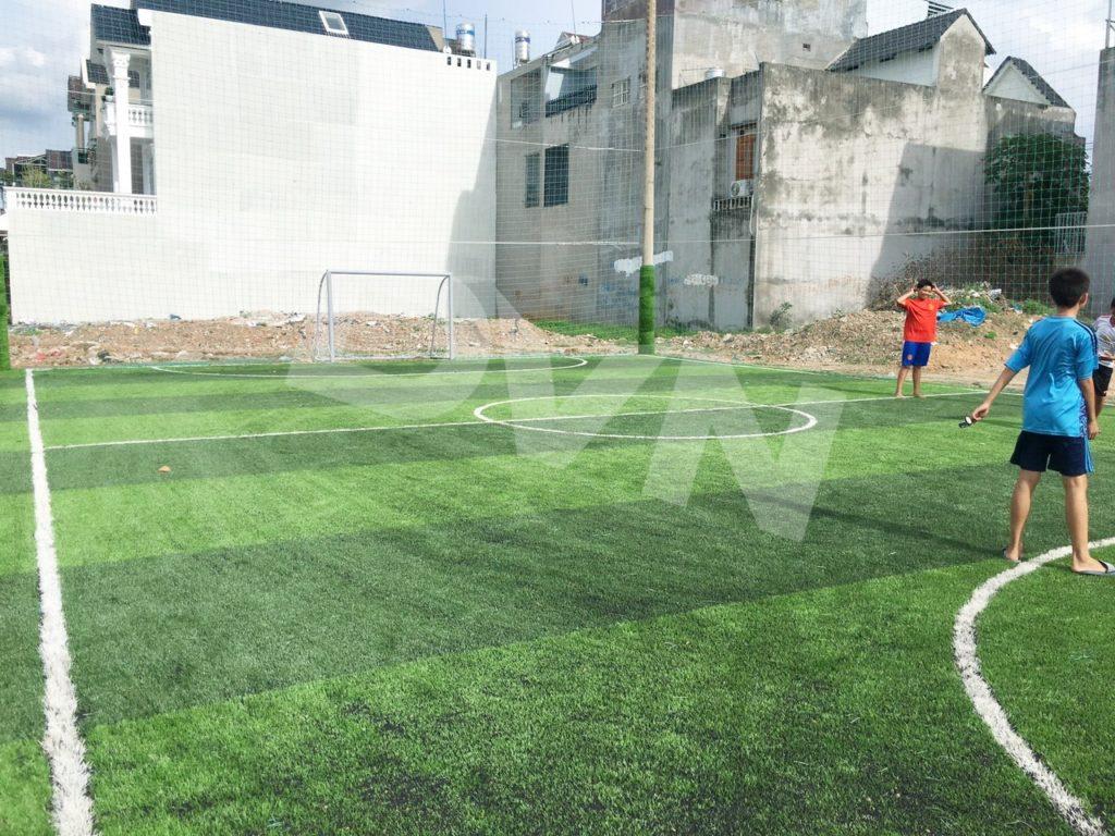1, Một số hình ảnh của dự án sân bóng đá tại Dĩ An, Bình Dương 6