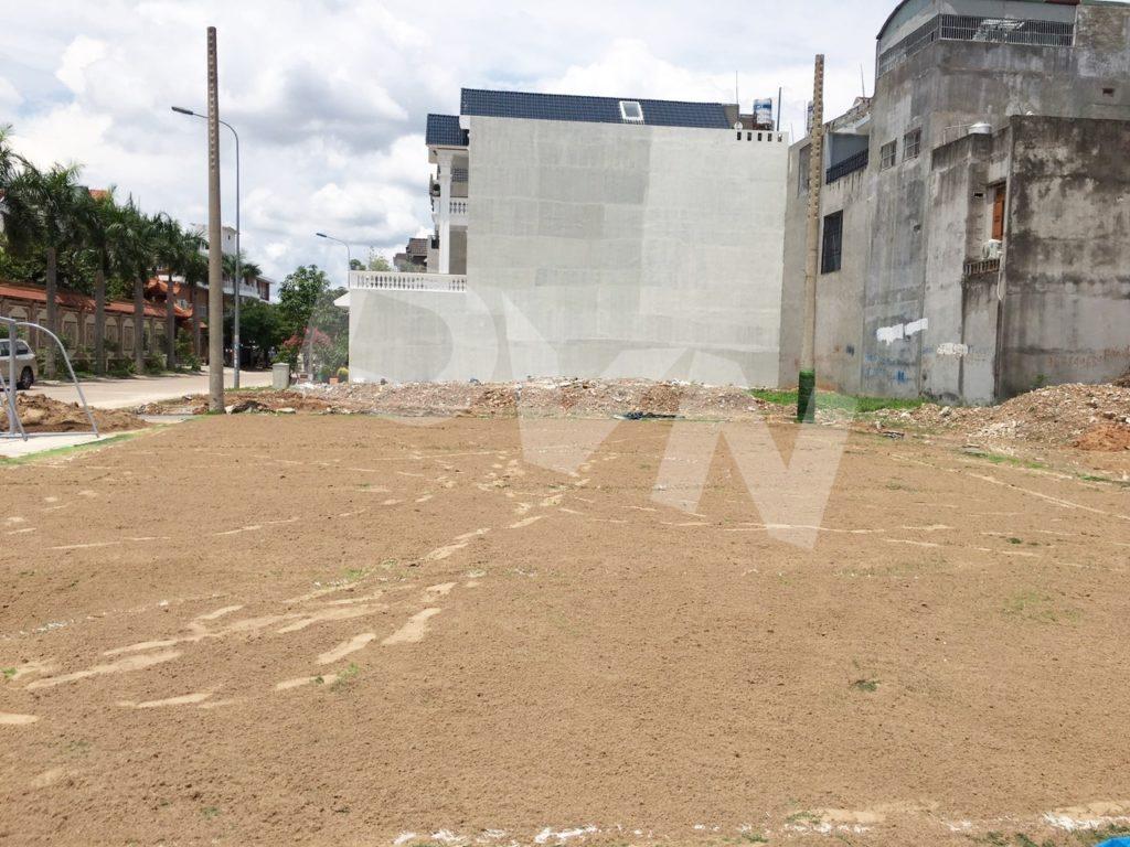 1, Một số hình ảnh của dự án sân bóng đá tại Dĩ An, Bình Dương 3