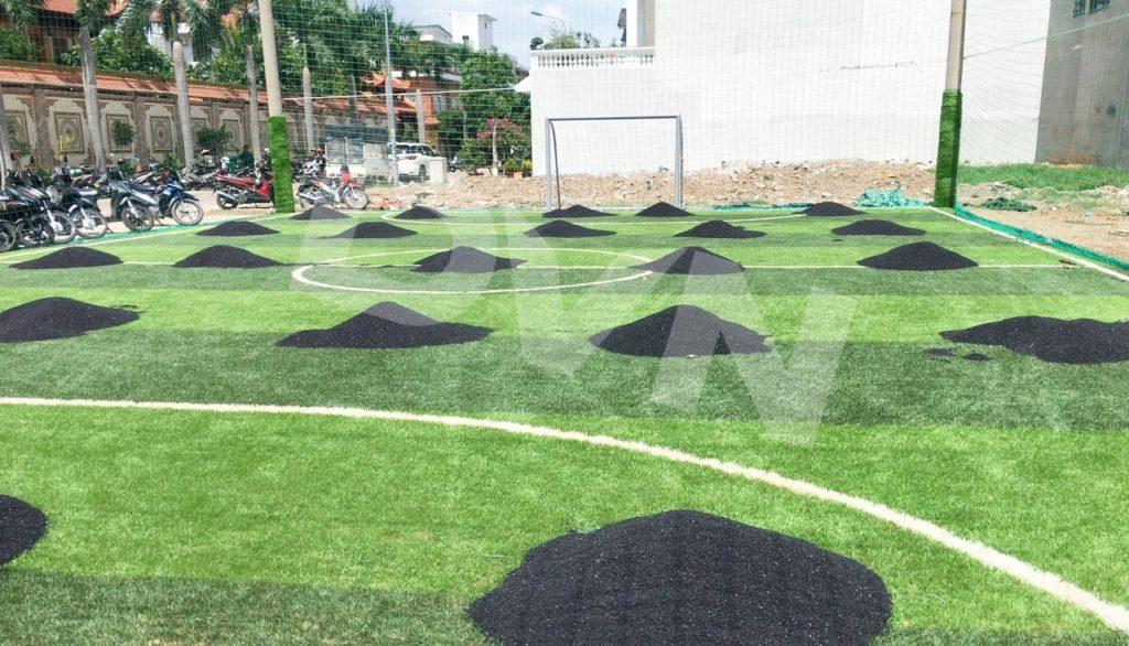 1, Một số hình ảnh của dự án sân bóng đá tại Dĩ An, Bình Dương 4