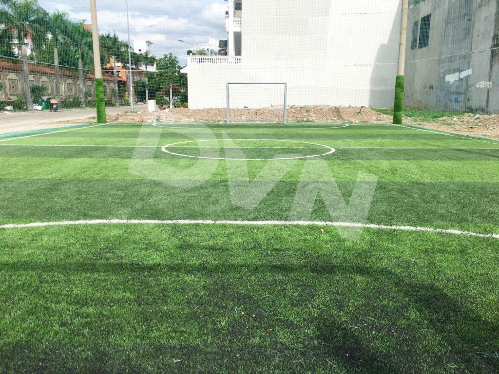 1, Một số hình ảnh của dự án sân bóng đá tại Dĩ An, Bình Dương 7