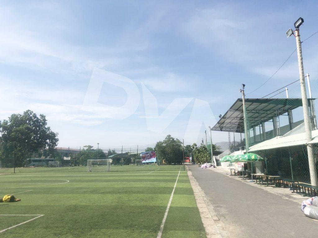 Một số hình ảnh của dự án sân bóng đá tại Nha Trang, Khánh Hòa 5