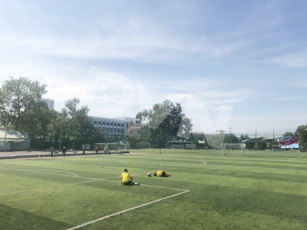 Một số hình ảnh của dự án sân bóng đá tại Nha Trang, Khánh Hòa 8