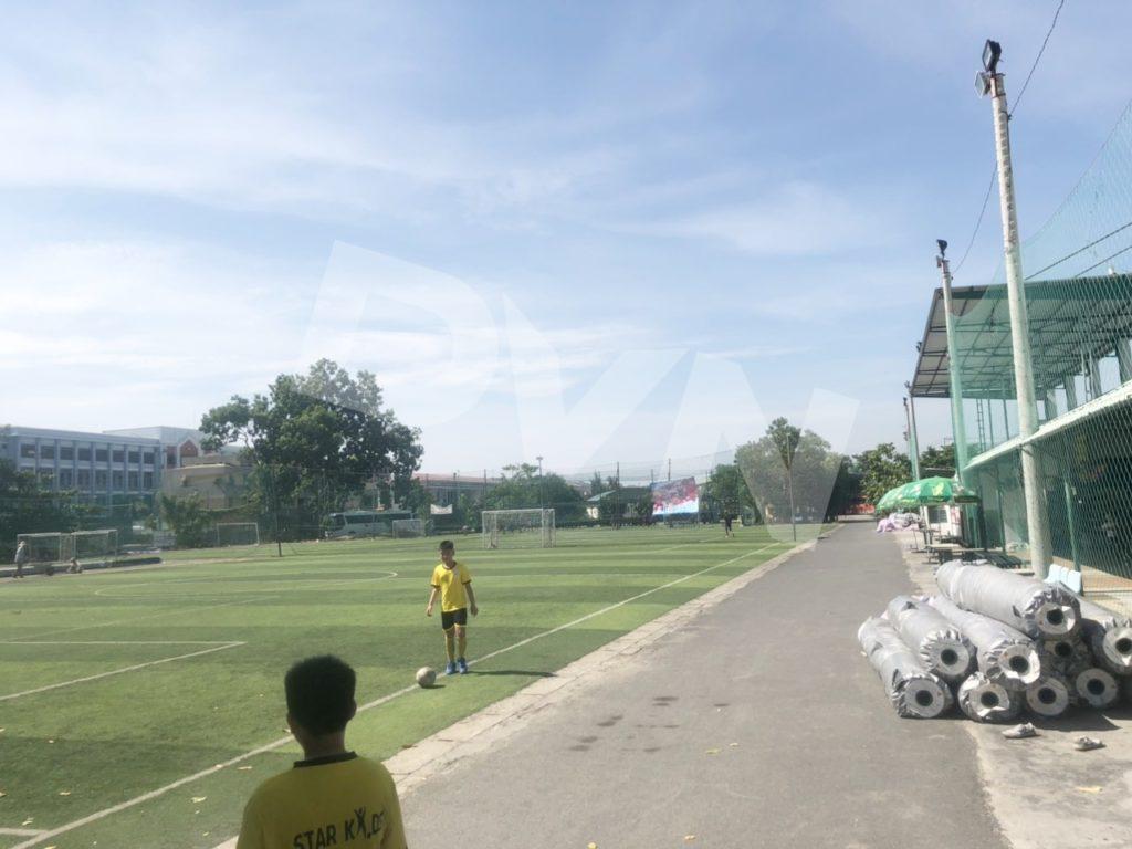 Một số hình ảnh của dự án sân bóng đá tại Nha Trang, Khánh Hòa 7