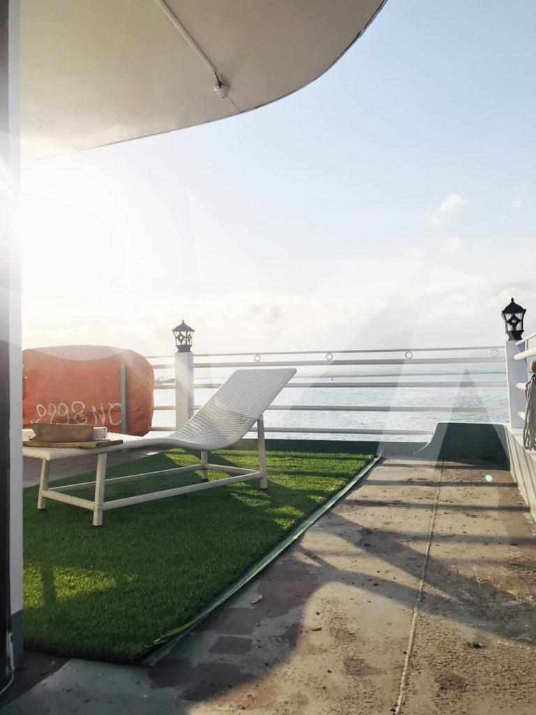 1, Một số hình ảnh của dự ánTrải cỏ Du thuyền Hạ Long Silversea Cruise 7