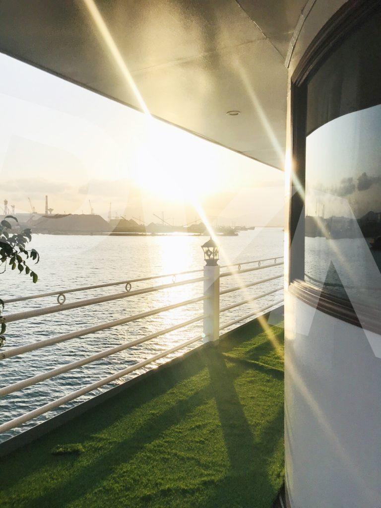 1, Một số hình ảnh của dự ánTrải cỏ Du thuyền Hạ Long Silversea Cruise 6